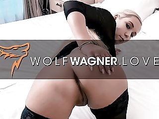 Lena Nitro gets her pussy banged by Andy! Wolfwagner.love